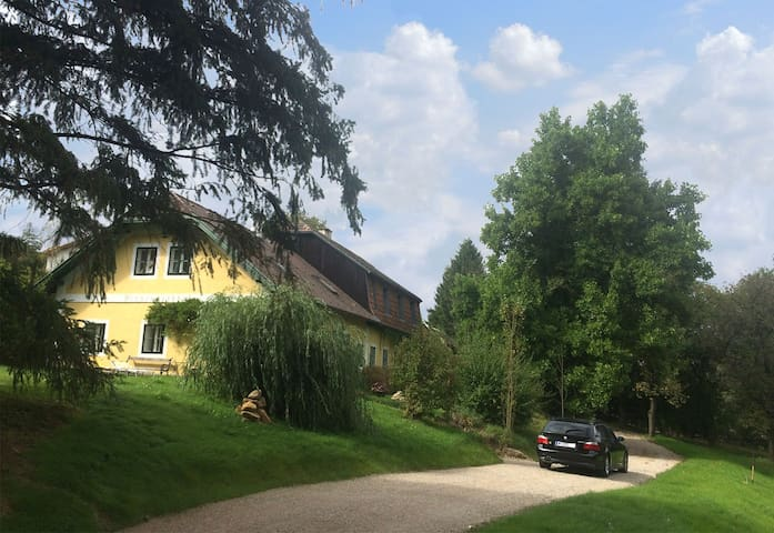 Historical Home in an Apple Orchard - Irenental - Vila