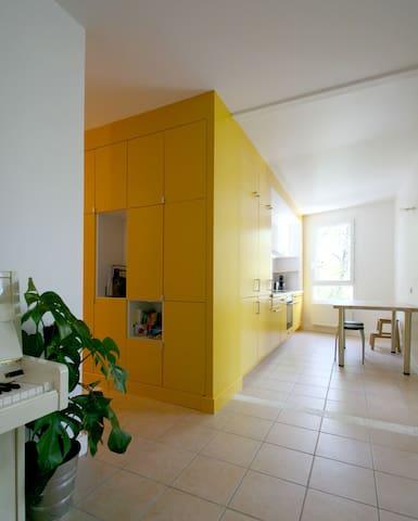 Appartement spacieux et lumineux - Cran-Gevrier - Leilighet
