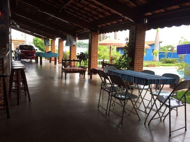 CASA DE CAMPO ALTO PADRÃO - Amparo - 別荘