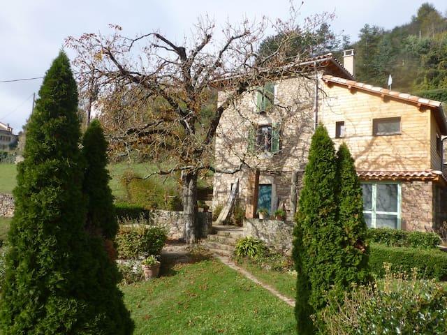 """Le """"Pigeonnier"""" - Saint-Affrique - Huis"""