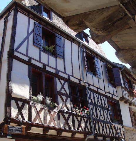 La Charente, Charming Beaulieu Apartment - Beaulieu-sur-Dordogne - Leilighet