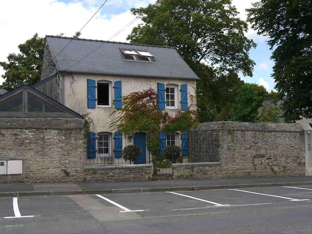 Maisonnette - Centre Landerneau - Landerneau - Hus
