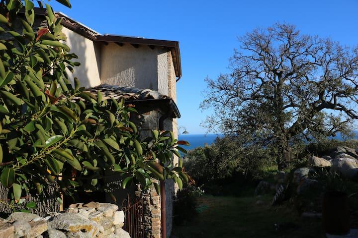 Casa in collina, vista spettacolare - Roccella Ionica - 獨棟