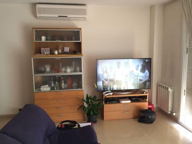 Duplex, 3 rooms, bathrom & terrace - Argentona - Casa