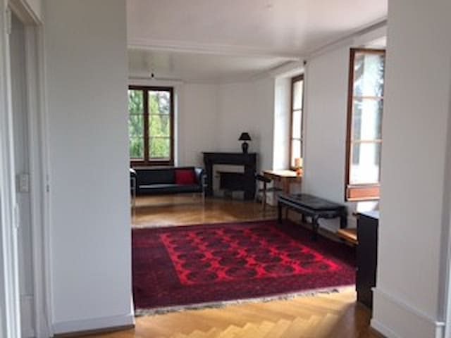 Appartement avec grande terrasse - Chêne-Bourg - Talo
