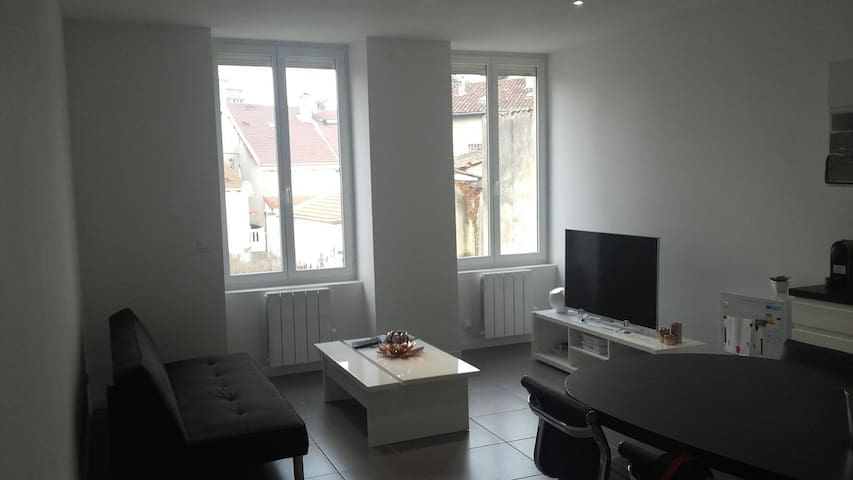 Design appartement - Bourg-en-Bresse - Leilighet