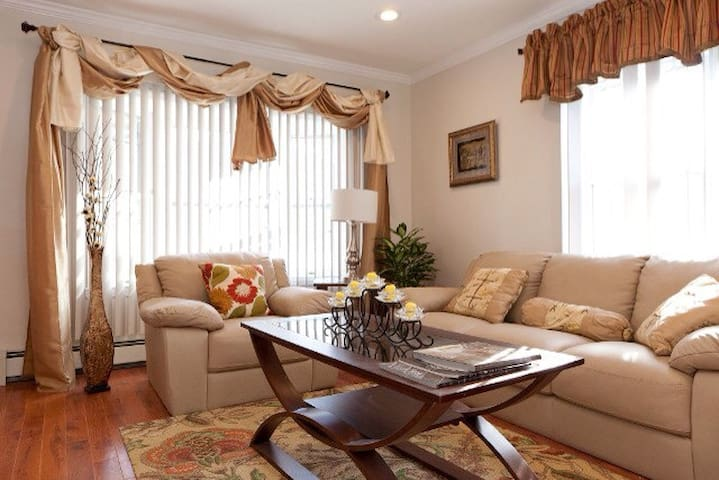 Charming One-Family Colonial Home/B - East Orange - Casa