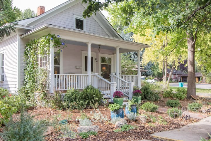 Charming Two-Room Suite in Old Town - Fort Collins - Talo