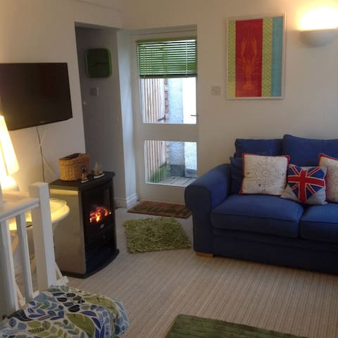 Luxury apartment in Fowey & parking - Fowey - Appartement
