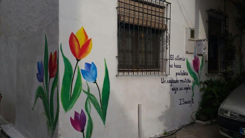 CASA ARTE Y POESÍA - Art and Poetry House - Cájar - Bed & Breakfast