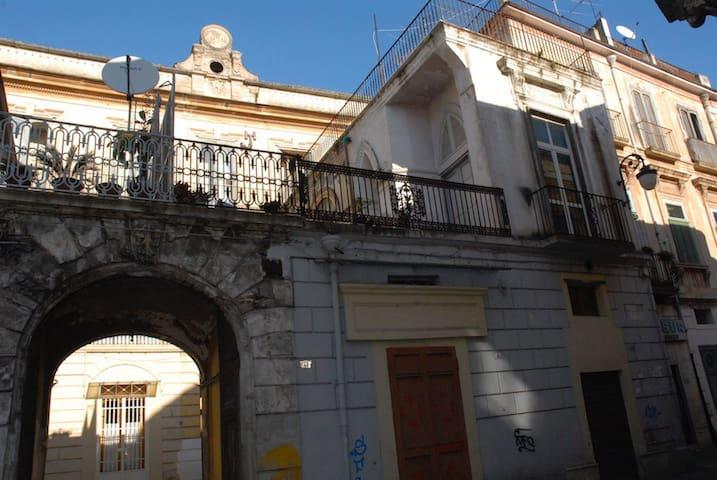 S.Maria C.V. In Centro storico,intero appartamento - Caserta - Daire