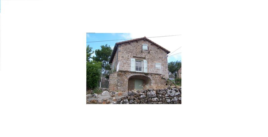 La Maison du Tailleur, Saint Sauveur du Larzac -12 - Nant - 獨棟