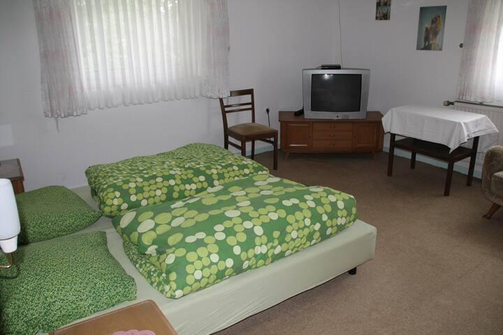 Zimmer in WG am Kanal in Sehnde - Sehnde - Casa