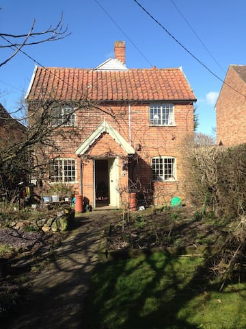 Cosy Cottage in the heart of Suffolk. - Suffolk - Haus