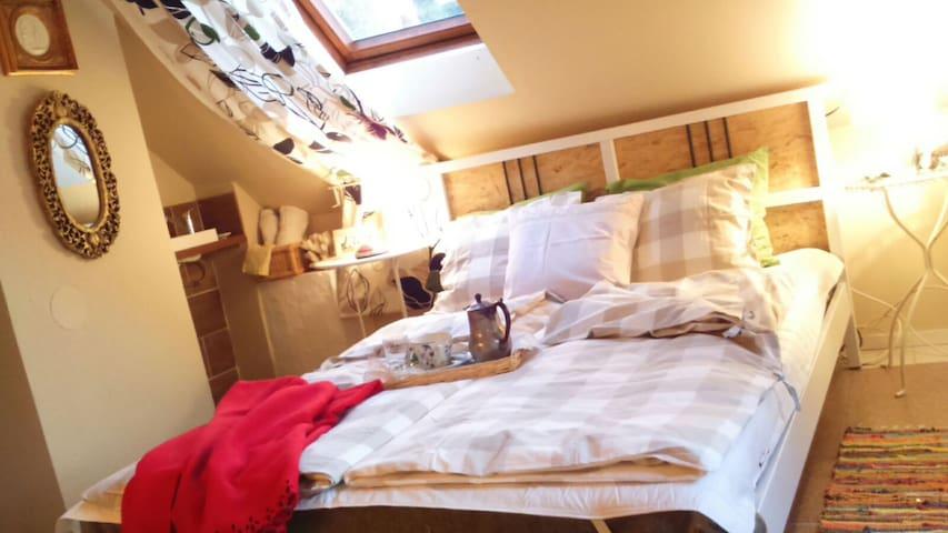 Műterem apartmant 2-3 persons - Zebegény - Dom