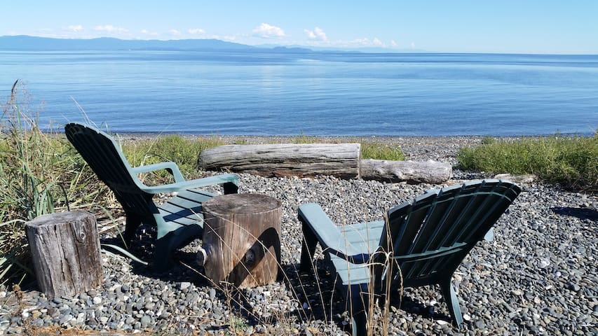 Lukona by the Sea - Qualicum Beach - Huis