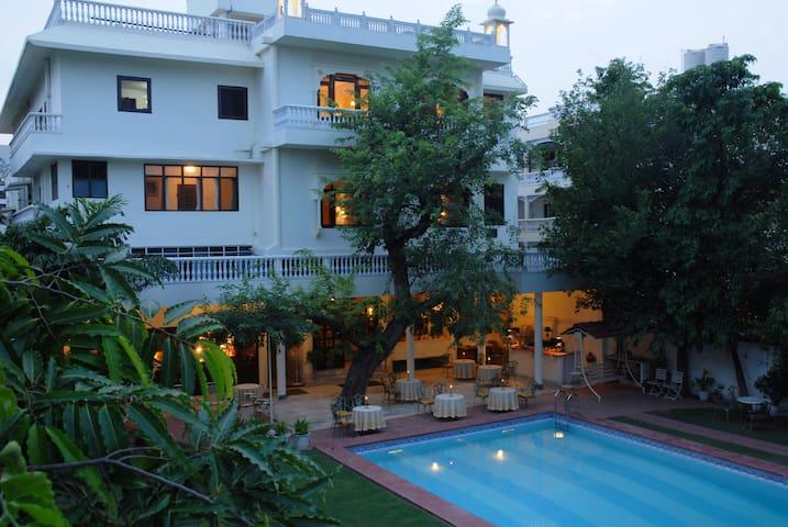 MeghNiwas: A home away from home - Jaipur - Casa