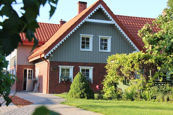 Guest house in Rusne Island - Rusnė