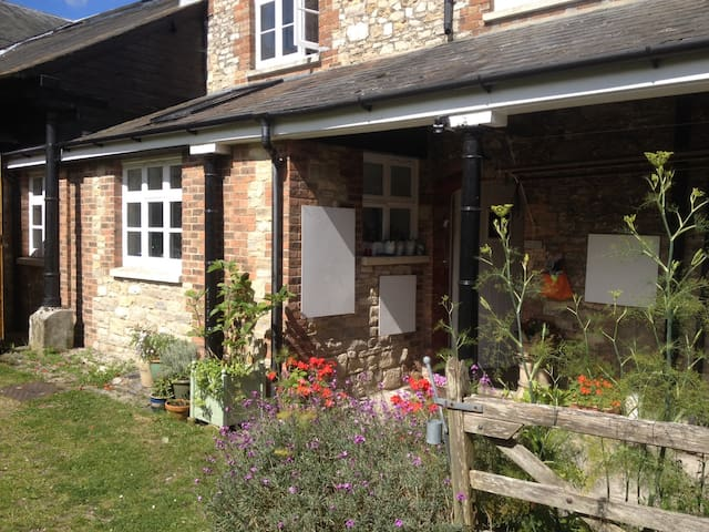 Ensuite Double in Dorset cottage - Dorchester - Dom