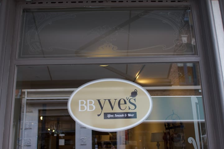 BB Yve's in the center of Roermond - Roermond - 家庭式旅館
