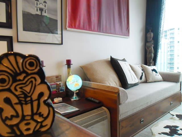 City Centre Little Loft Apartment - Auckland - Apartmen