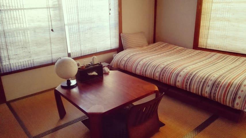 ★2min Sta★Solo Traveler★long-term stay discount - Kanagawa-ku, Yokohama-shi - Huoneisto