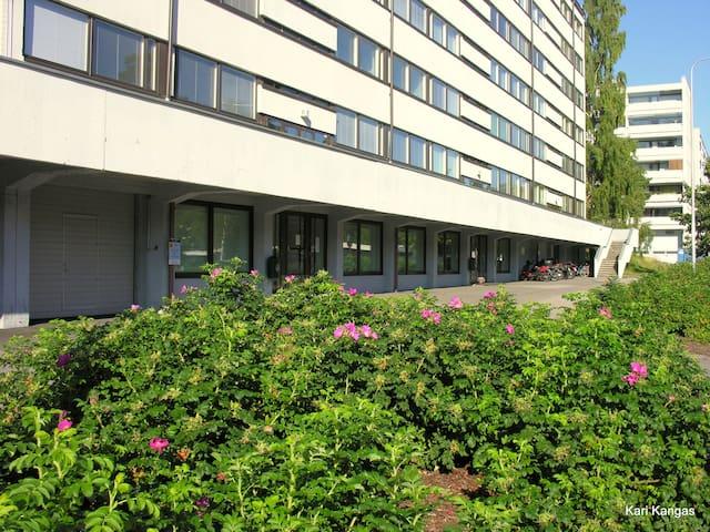 Cosy furnished apartment in Espoo - Espoo - Apartamento