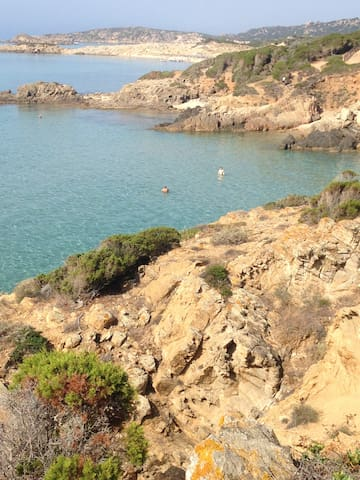Holiday in Sardinia - Pula - Appartement