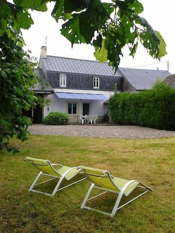 Maison de famille Baie de Somme - Pendé - Rumah