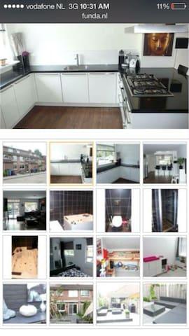 Mooie eensgezinswoning te huur in Amersfoort - Amersfoort - Casa