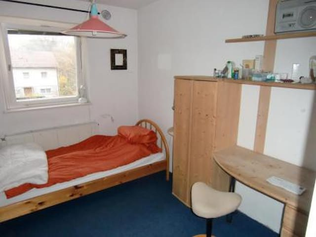 nice little room; University: 250m - Bayreuth