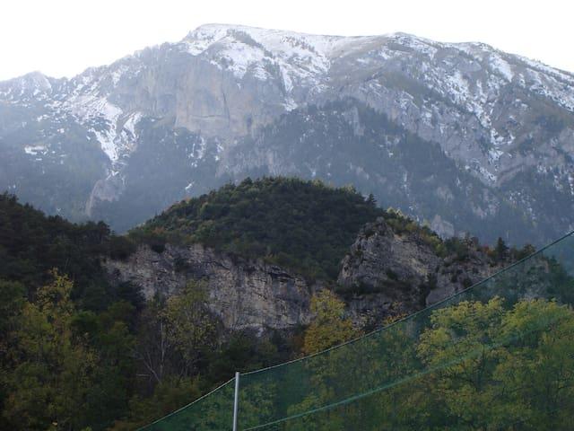 escapade en montagne - Breil-sur-Roya