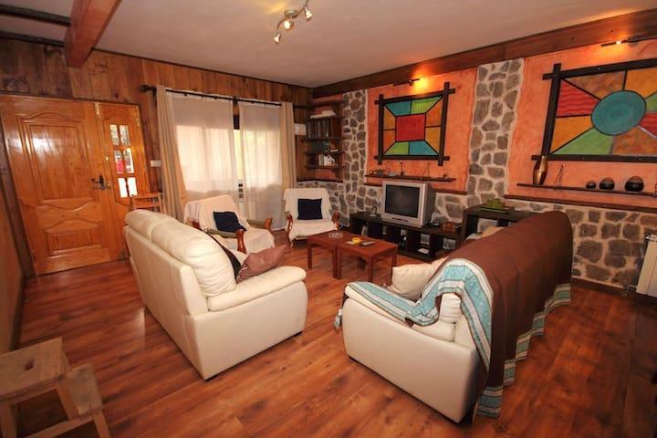 casa Lago en Sacedón, Entrepeñas - Alcocer