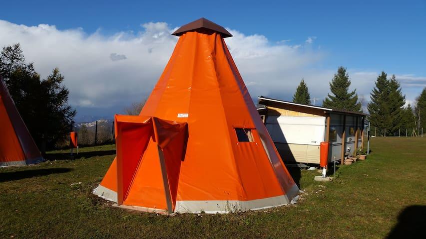 Tenda 1 - Polsa