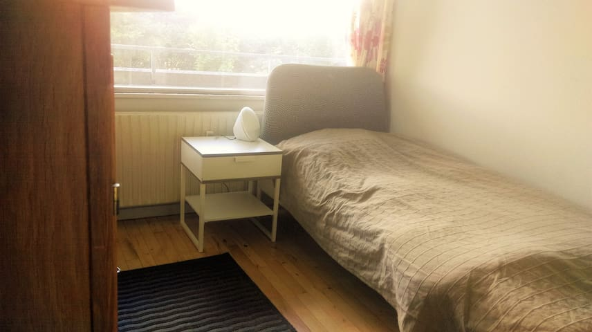 Perfect if you travel alone - Aarhus - Daire