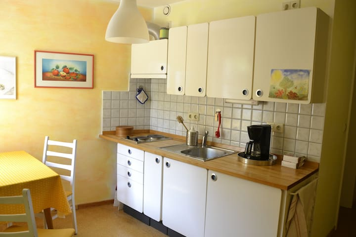 nice and friendly separate flat - Paderborn - Lägenhet