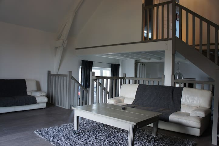 Belle grange rénovée sur 1 hectare - Beynat - Casa