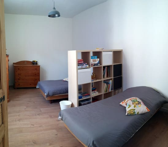 """Appartement """"cosy"""" au 75 Rue d'Italie - Chambéry - Appartement"""