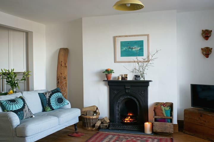 Drift Away - uninterrupted harbour views - Falmouth, Cornwall - Appartement