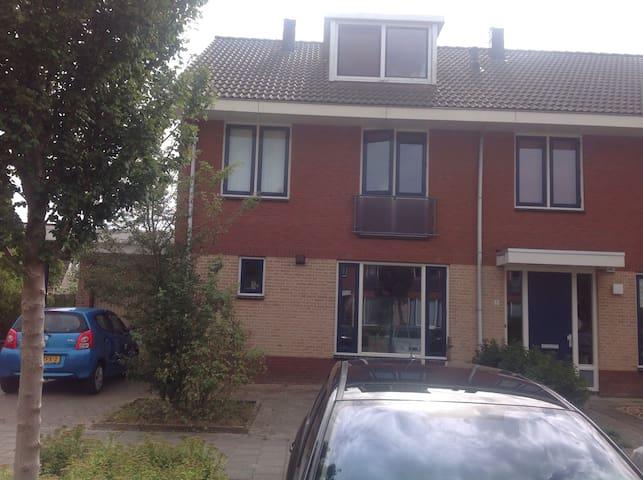 Prachtig huis te huur in het wijdse Abbekerk - Abbekerk - Casa