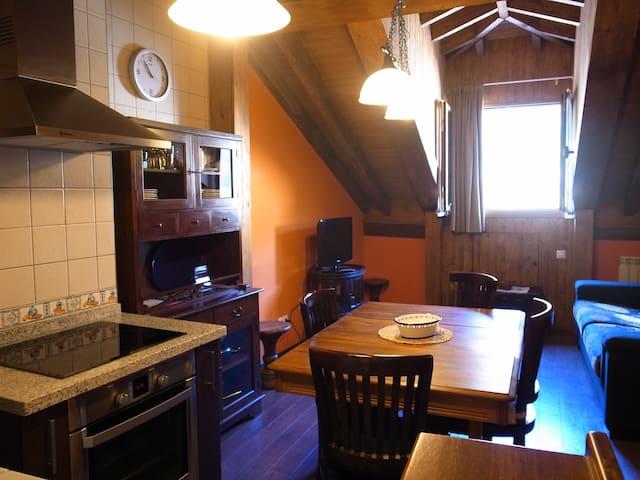 Casa Rural en Asturias Ca Fierros - Aller - Rumah