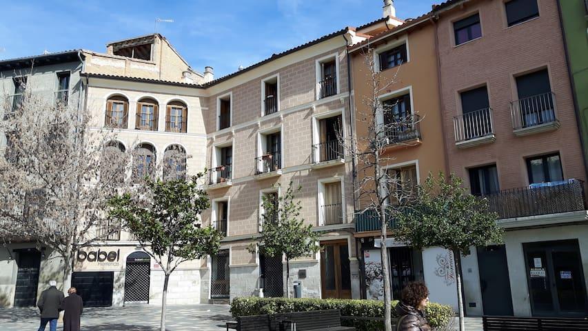 Piso en el casco antiguo de Tudela - Tudela - Leilighet