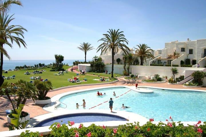 Beautifull Beach Apartment 28/38 - Playa del Sol Villacana - Casa
