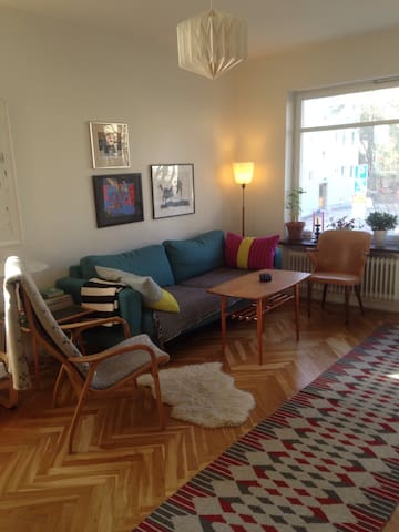 Nice apartment close to the city and nature! - Stockholm - Leilighet