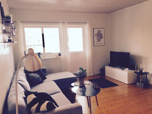Lovely apartment in Moss/Jeløya - Moss - Apartmen