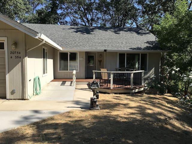 Yosemite Retreat - Groveland - Casa