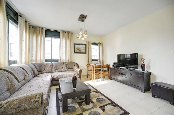 A luxurious private room with sea view on the roof - Tel Aviv-Yafo - Apartmen