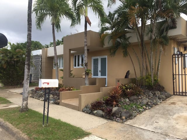 Beautiful 4 Bedroom 3 Bath Home in Gated Community - Guaynabo
