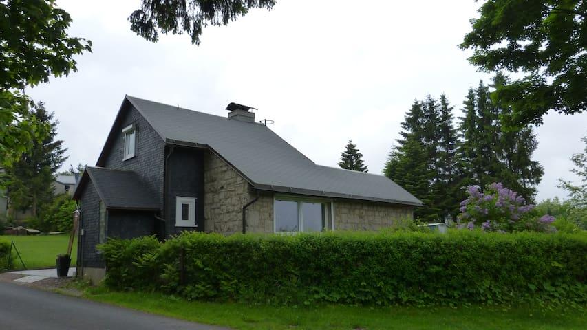 Refugium Zum Riesenhaupt 1A - Frauenwald - Huis