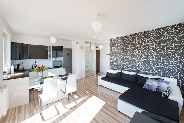 Apartament Wanessa - Gdańsk - Appartement